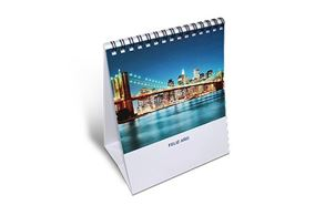 Imagen de Calendario 12 pág. 13x16 vert.